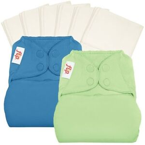 Flip Organic Day Pack - Cloth Diapers for the Day!