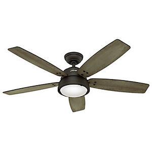 Hunter Chanelside ceiling fan