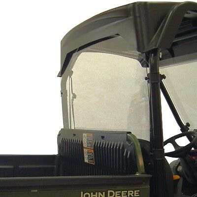 KOLPIN JOHN DEERE GATOR 625i 825i HPX REAR HARD WINDSHIELD CAB BACK DUST STOP