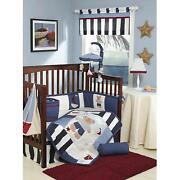 Beach Crib Bedding