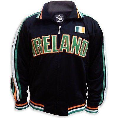 Ireland Track Jacket