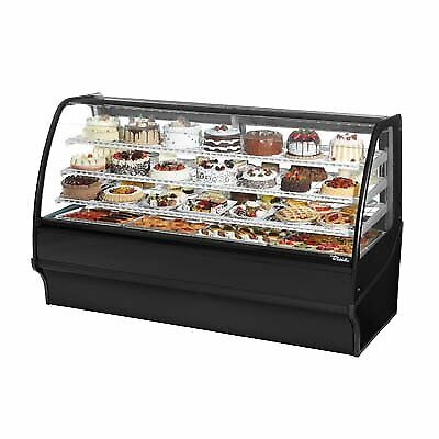 True Tdm-r-77-gege-s-s 77 Refrigerated Bakery Display Case