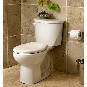 American Standard High Efficiency Toilet - FREE Installation!