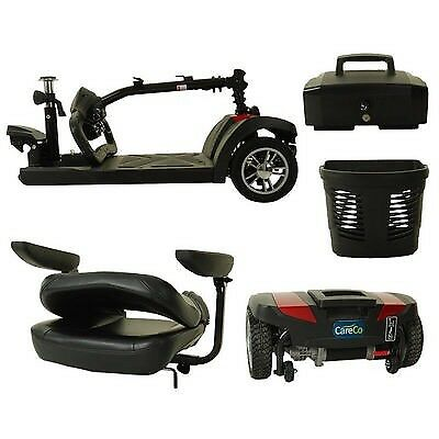 CareCo Zoom Travel Mobility Scooter