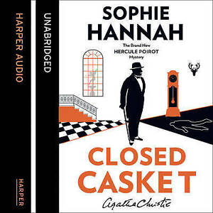Closed Casket The New Hercule Poirot Mystery Hannah Sophie New Book - Sheffield, United Kingdom - Closed Casket The New Hercule Poirot Mystery Hannah Sophie New Book - Sheffield, United Kingdom
