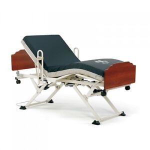 Ivacare cs3 hospital bed and mattress.