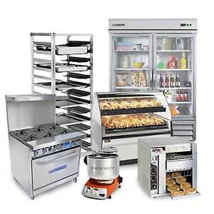 Used Restaurant and Bakery Food Service Equipment for Sale