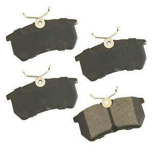 Rear Brake Pads set 886 fits: FORD - FOCUS FIESTA
