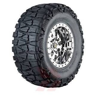 mud tyres 3057016 nitto 33 inch nissan toyota mazda ford Moorebank Liverpool Area Preview