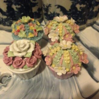 China cup cake trinkets North Lakes Pine Rivers Area Preview