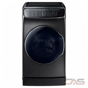 107- NEUF - NEW Laveuse  2 en 1 Frontale SAMSUNG 2 in 1 Frontload Washer  NEUF - NEW