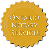 Notary Public/ Commissioner of Oaths