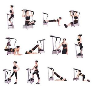 CRAZY FIT MASSAGE WORK OUT EXERCISE MACHINE STATE OF THE ART ! Cambridge Kitchener Area image 4