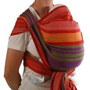 Porte bébé écharpe excellente condition