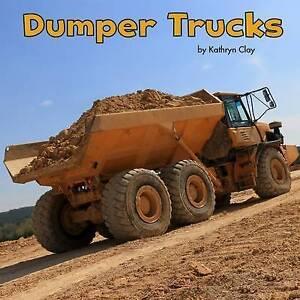Dumper-Trucks-by-Kathryn-Clay-Mira-Vonne-Hardback-2016