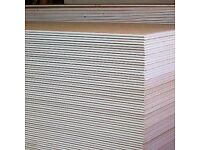 8x4 Standard Plasterboards 12.5mm (Collect10+ for £5.70)