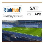Liverpool V Everton Tickets