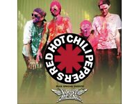 Red Hot Chili Pepper Tickets!!!