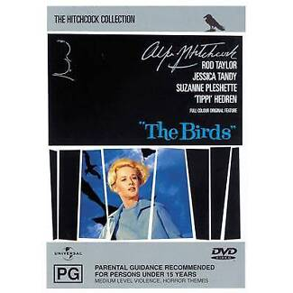 The Birds (Hitchcock) DVD