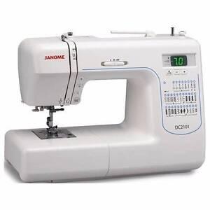 Janome DC2101LE Sewing Machine Springwood Logan Area Preview