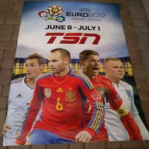2012 Euro Cup Poster