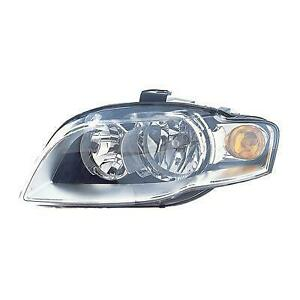 2005-2008 Audi A4 Headlight Driver Side Halogen High Quality