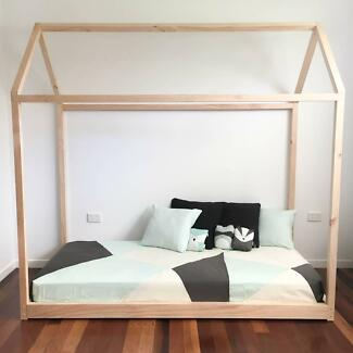 House Frame Kids Bed | House Shaped Bed | House Bed