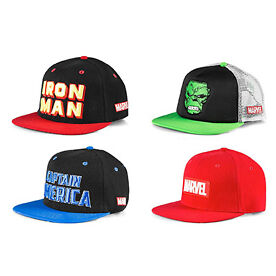 Addict Marvel Comics Snapback Caps