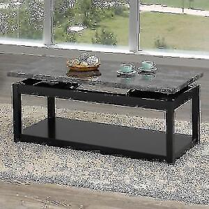 2 Coffee Table with Lifting Top for storage