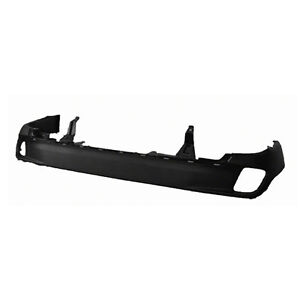 NEW 2014-2015 TOYOTA HIGHLANDER REAR LOWER TEXTURED BUMPERS