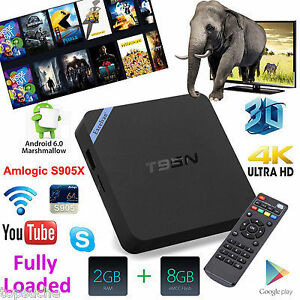 DREWS ** THE BEST ** KODI ANDROID TV BOX