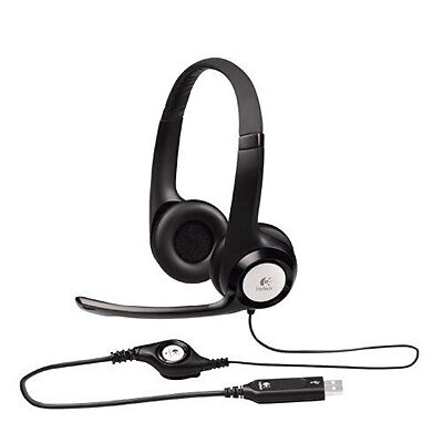 Logitech H390 ClearChat Comfort USB Headset