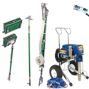 Apla tech continuous flow drywall tools London Ontario image 2
