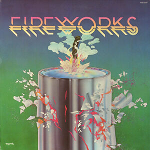 Fireworks LP-1977-Myrrh Records + bonus book-$5 lot