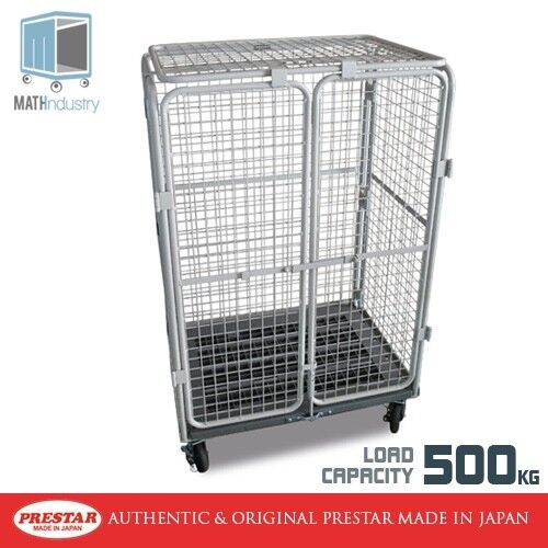 PRESTAR SECURITY WORKTAINER ROLL CAGE 500KG LOAD CAP