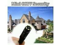 Small cctv spy camera device. Listening