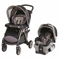 Graco UrbanLite Classic Connect travel system