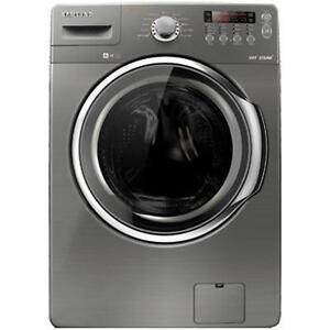 SAMSUNG WF350ANP 4.3 cu ft Front Load Washer Machine