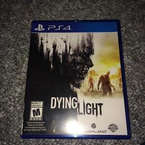 Dying Light PS4 (Excelent condition)