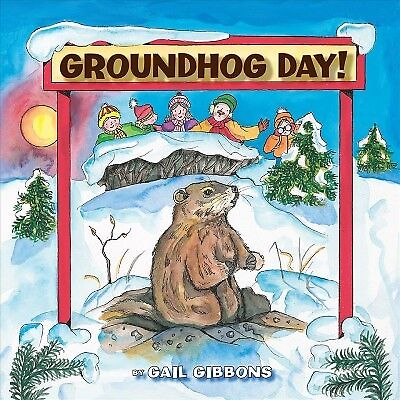 Groundhog Day!, Paperback by Gibbons, Gail, ISBN 0823421163, ISBN-13 97808234... for sale  Waukegan