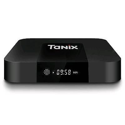 TX3 Mini 4k android box