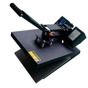 "NEW 15""x15"" DIGITAL Heat Press Machine Sublimation Transfer HQ Hot Sale 110V(110200)"