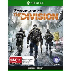 THE Division Xbox One $30.00 West Island Greater Montréal image 1