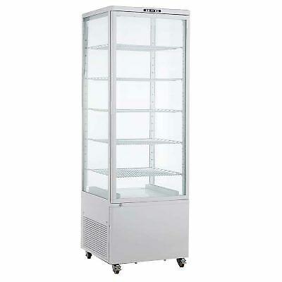 Marchia Mvs500 69 Vertical Refrigerated Glass Cake Display Case