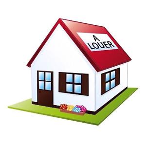 Votre maison est a vendre, ca tarde... Nous sommes dispo a louer