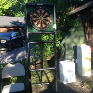 Free Standing Dart Board Peterborough Peterborough Area image 1