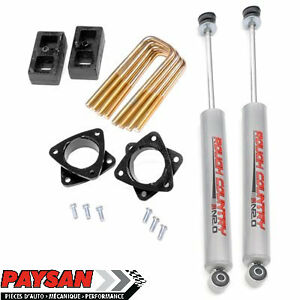 TOYOTA TACOMA 05-15 SUSPENSION LIFT KIT 3 POUCES Saguenay Saguenay-Lac-Saint-Jean image 1