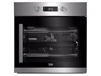 NEW - Beko BIF22300XR Built In Electric Single Oven, Stainless Steel - BARGAIN PRICE @ £160