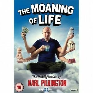 The Moaning Of Life  Series 1  Complete DVD 2013 2Disc Set - <span itemprop=availableAtOrFrom>York, North Yorkshire, United Kingdom</span> - The Moaning Of Life  Series 1  Complete DVD 2013 2Disc Set - York, North Yorkshire, United Kingdom