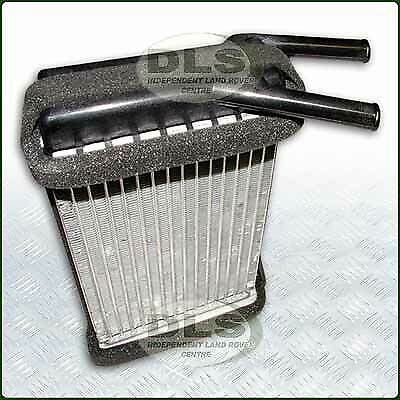 Heater Radiator Matrix Land Rover Discovery 1 to`94 and RR.Classic`87 on (STC250